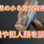 【埼玉県狭山市】小6男児をトンカチで叩いた理由や目的は?犯人の顔や名前は?