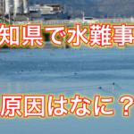 【高知県】小2男児が川に溺れた原因はなに?場所と同級生についても!