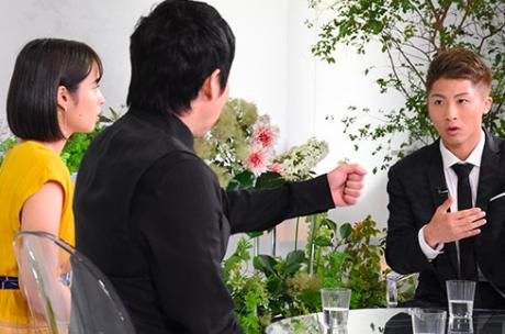 【アナザースカイ】井上尚弥が着ていたTシャツのブランドは?値段はいくら?